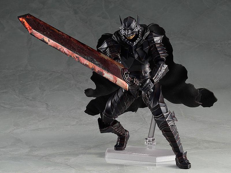 [Includes Correction Part] figma Berserk Guts Berserker Armor ver. Repaint Skull Edition 0