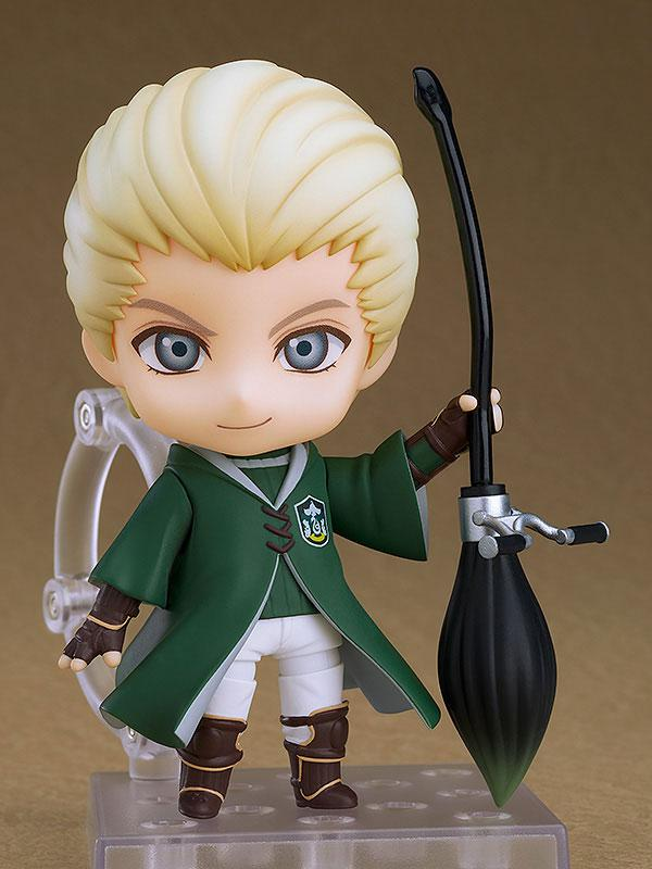 Nendoroid Harry Potter Draco Malfoy Quidditch Ver. main