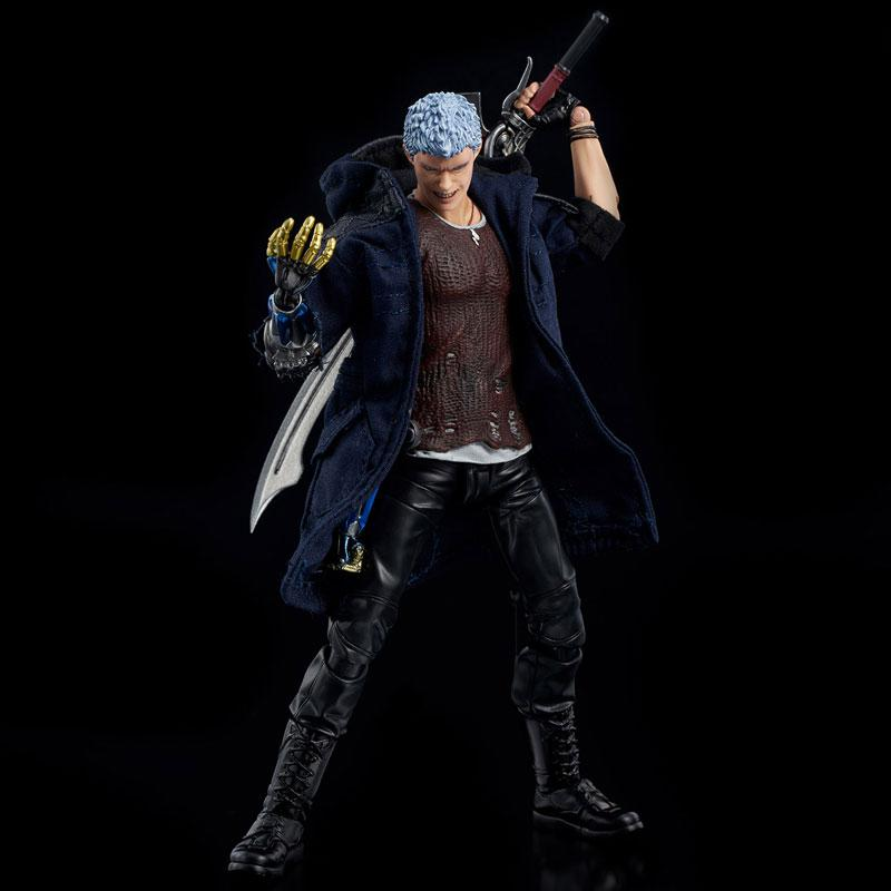 DEVIL MAY CRY 5 Nero 1/12 Action Figure