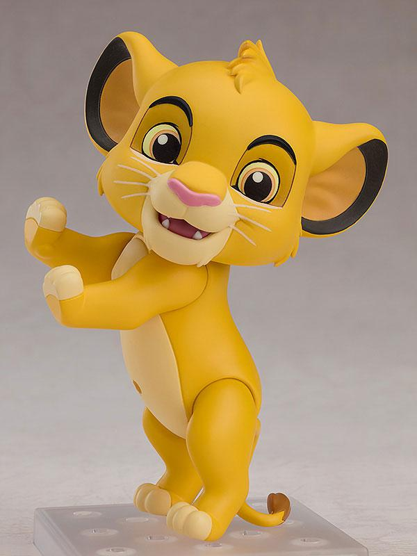 Nendoroid Lion King Simba 0
