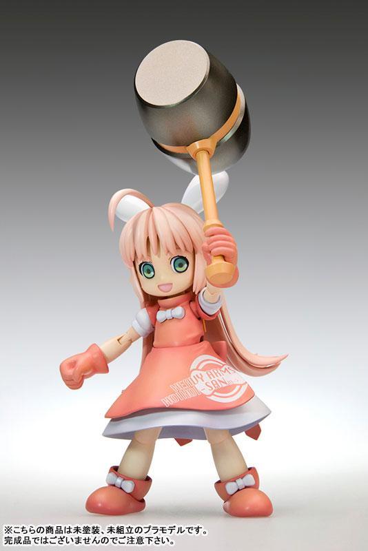 Ichigeki Sacchu!! HoiHoi-san NEW EDITION 1/1 HoiHoi-san -Heavy Arms Ver.- NEW EDITION Plastic Model 5