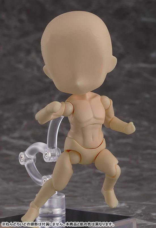 Nendoroid Doll archetype: Man (cinnamon) 0