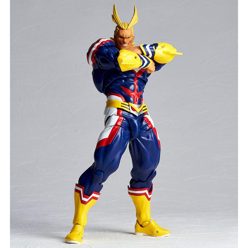 Figure Complex Amazing Yamaguchi No.019 My Hero Academia All Might 2