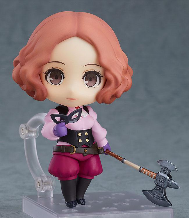 Nendoroid PERSONA5 the Animation Haru Okumura Phantom Thief Ver.