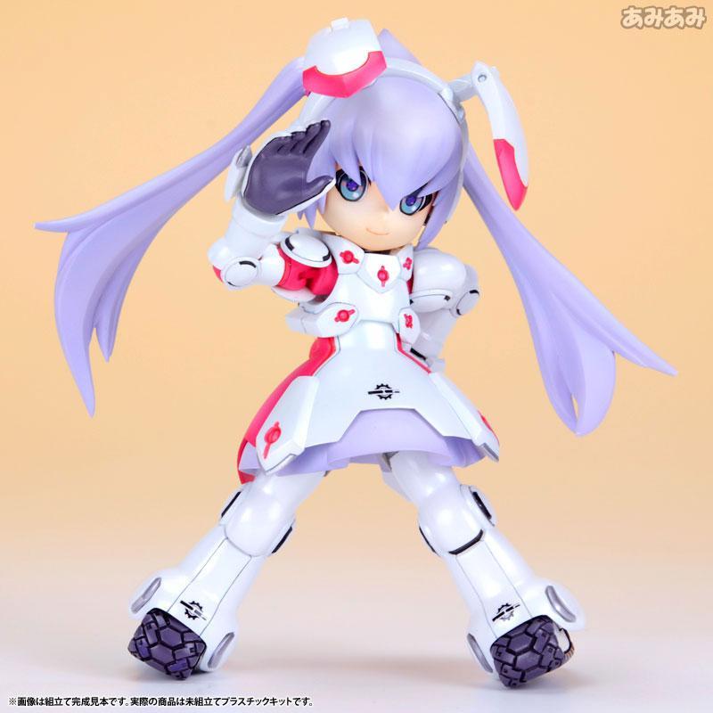 Ichigeki Sacchu!! HoiHoi-san LEGACY 1/1 DG-001LN Usagear Plastic Model 3