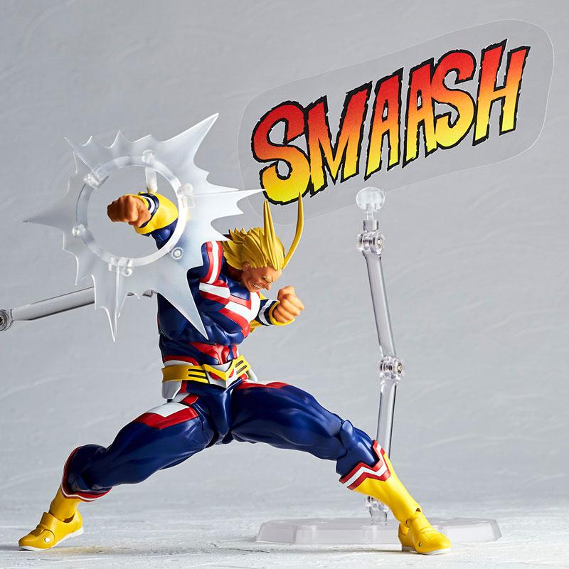 Figure Complex Amazing Yamaguchi No.019 My Hero Academia All Might 7