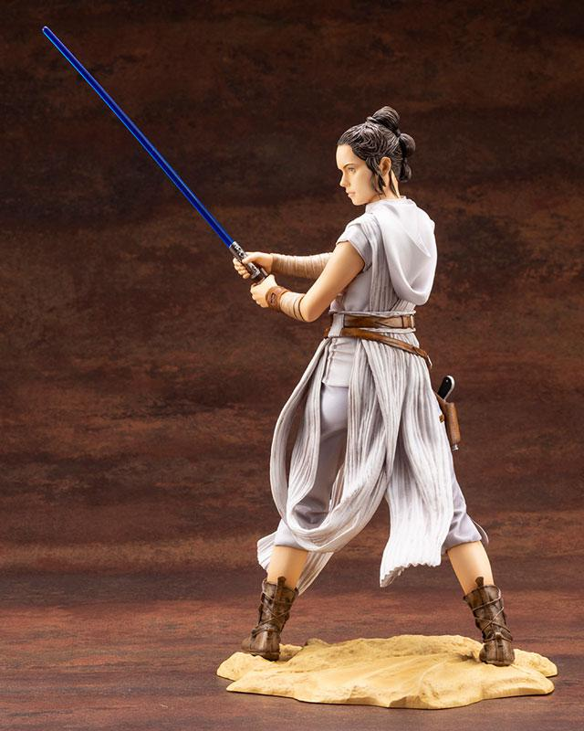 ARTFX Star Wars Rey The Rise of Skywalker Ver. 1/7 Easy Assembly Kit 0