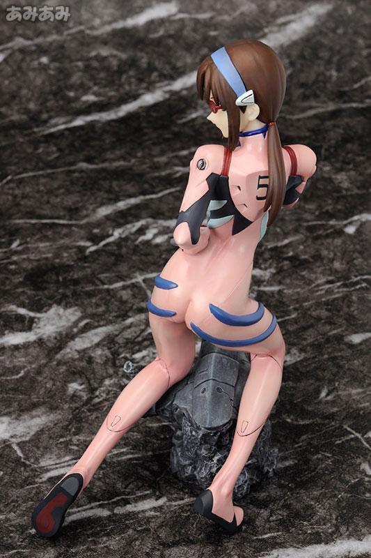 Rebuild of Evangelion Mari Makinami Illustrious -Plug Suit ver.-:RE 1/6 Complete Figure