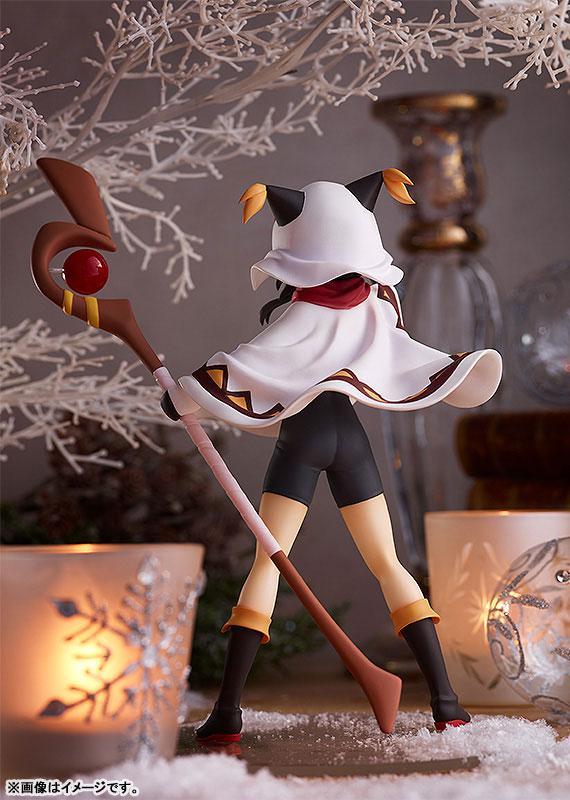 POP UP PARADE KonoSuba Kurenai Densetsi Megumin Winter Outfit Ver. Complete Figure product