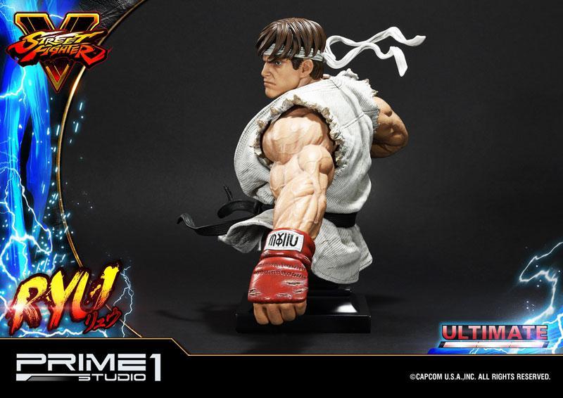Premium Master Line Street Fighter V Ryu Ultimate 1/4 Statue 15