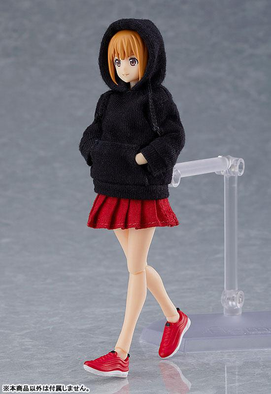 figma Styles Hoodie Outfit 2