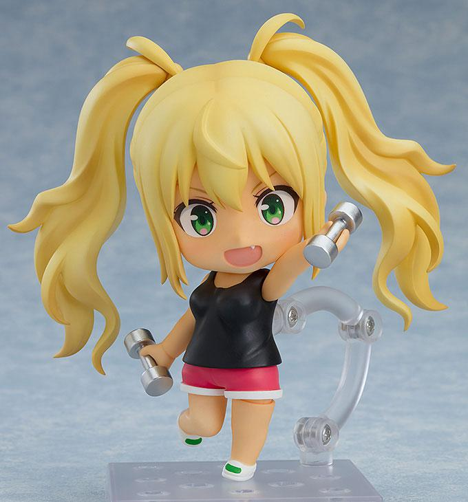 Nendoroid How Heavy Are The Dumbbells You Lift? Hibiki Sakura main