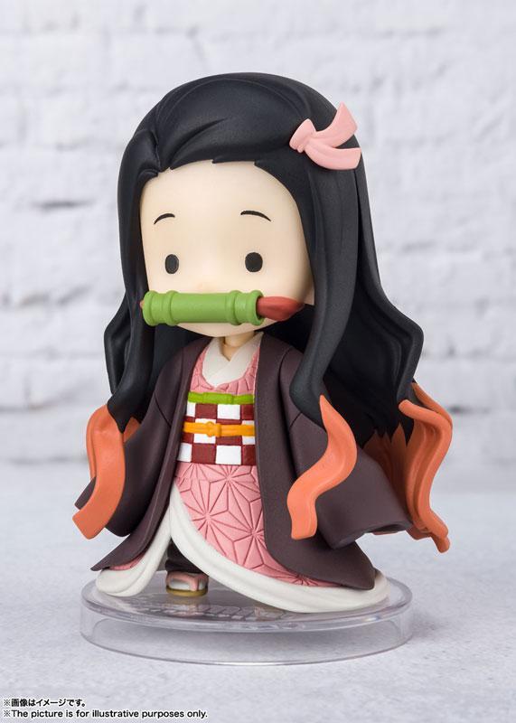 """Figuarts mini Small Nezuko """"Demon Slayer: Kimetsu no Yaiba"""" product"""