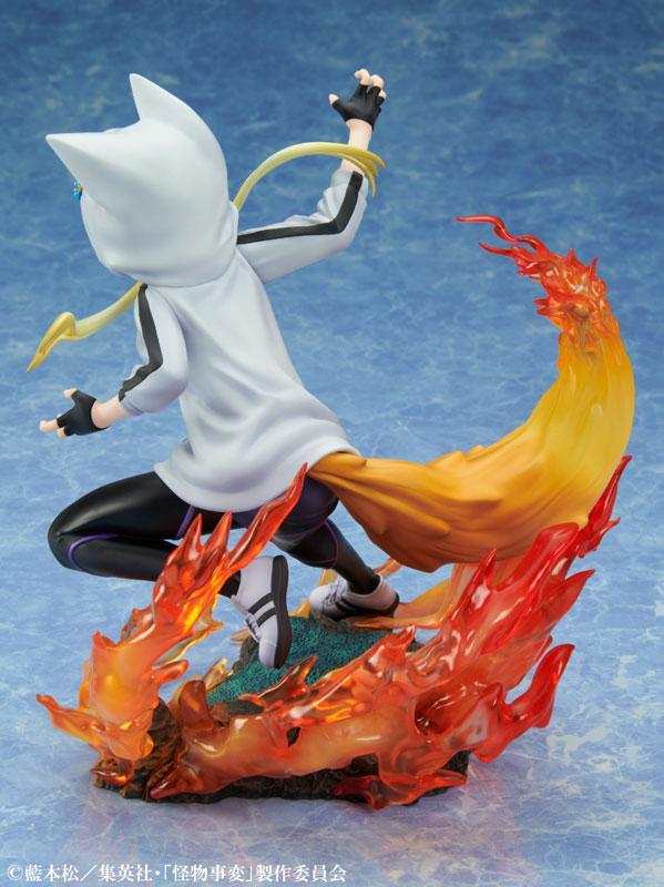"""TV Anime """"Kemono Jihen"""" Kon 1/8 Complete Figure"""