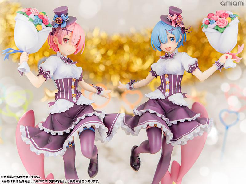 KDcolle Re:ZERO -Starting Life in Another World- Ram Birthday Ver. 1/7 Complete Figure 28