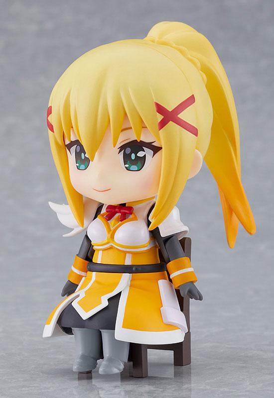 Nendoroid Movie KonoSuba: God's Blessing on this Wonderful World! Kurenai Densetsu Swacchao! Darkness