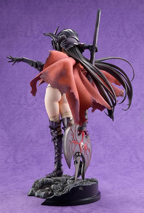 Bikini Warriors Black Knight 1/7 Complete Figure 4
