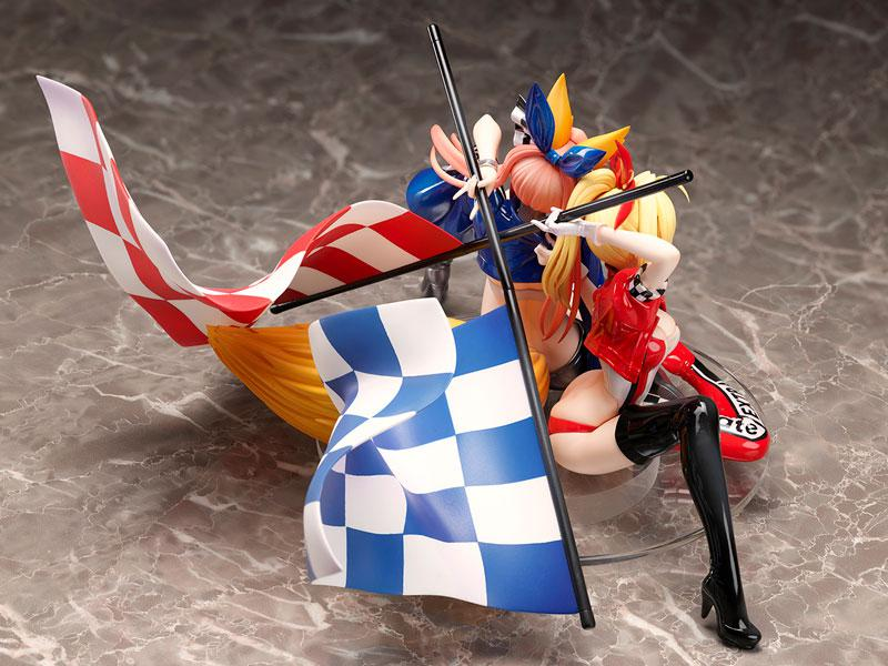 Fate/Extra Nero Claudius & Tamamo no Mae TYPE-MOON Racing ver. 1/7 Complete Figures