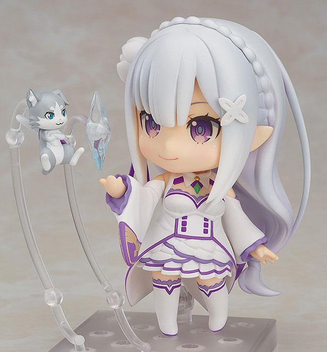 Nendoroid Re:ZERO -Starting Life in Another World- Emilia 0