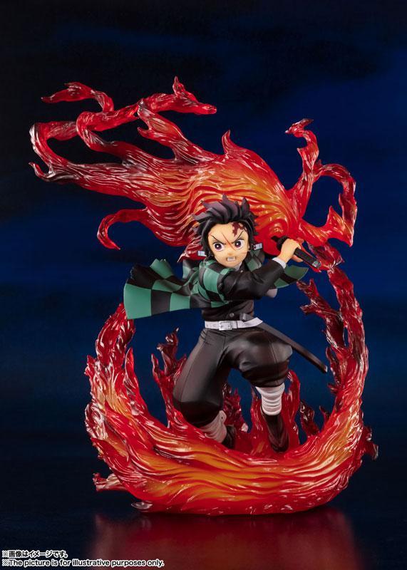 """Figuarts ZERO Tanjiro Kamado -Hinokami Kagura- """"Demon Slayer: Kimetsu no Yaiba"""" product"""