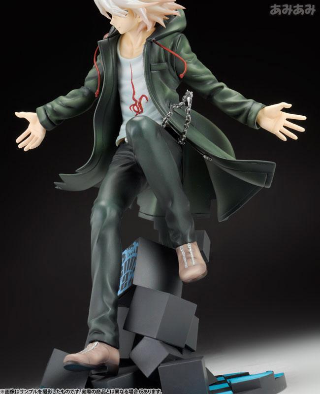 ARTFX J Super Danganronpa 2 Sayonara Zetsubou Gakuen Nagito Komaeda 1/8 Complete Figure