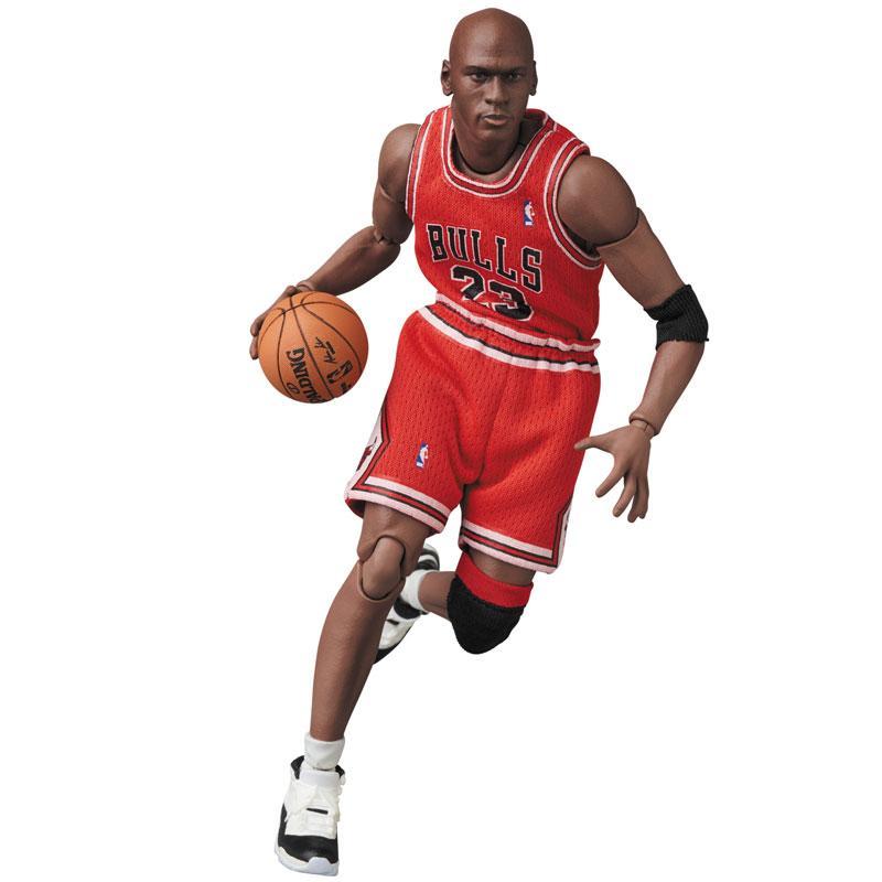 Mafex No.100 MAFEX Michael Jordan (Chicago Bulls)