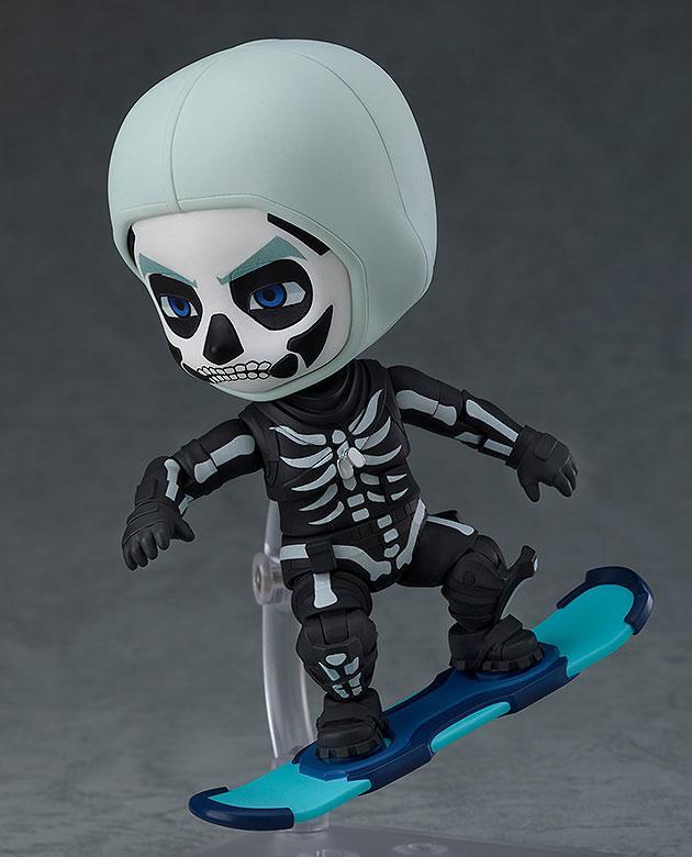 Nendoroid Fortnite Skull Trooper 1