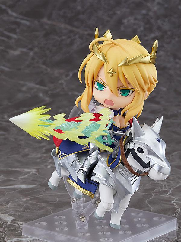Nendoroid Fate/Grand Order Lancer/Altria Pendragon & Dun Stallion