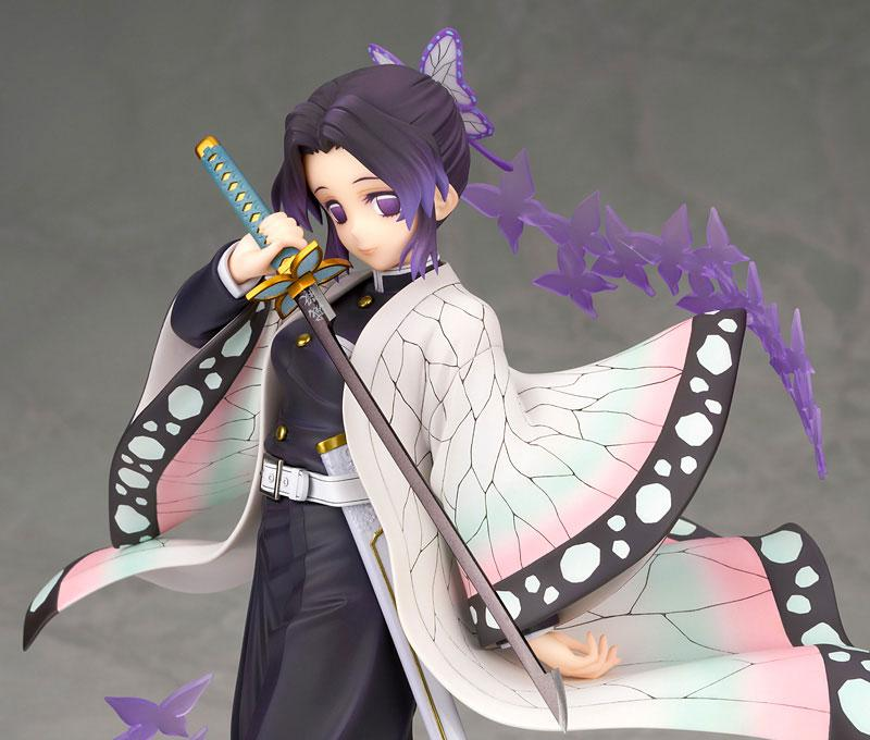 Demon Slayer: Kimetsu no Yaiba Shinobu Kocho 1/8 Complete Figure