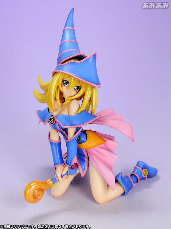 Yu-Gi-Oh! Duel Monsters Dark Magician Girl 1/7 Complete Figure product