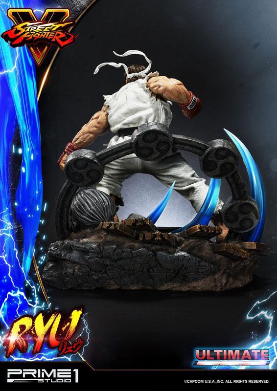 Premium Master Line Street Fighter V Ryu Ultimate 1/4 Statue 1