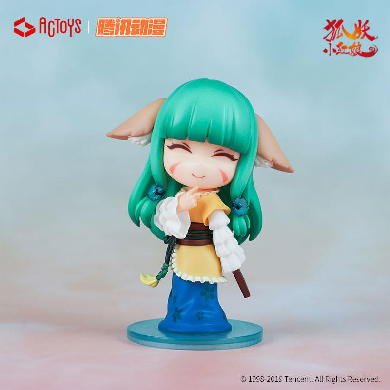Fox Spirit Matchmaker Rongrong Tushan Mini Figure main