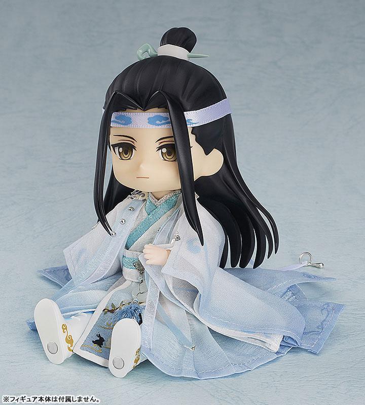 "Nendoroid Doll Outfit Set Anime ""The Master of Diabolism"" Lan Wangji Harvest Moon Ver."