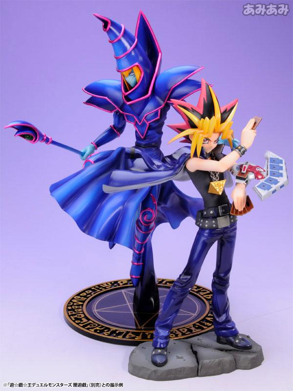 ARTFX J Yu-Gi-Oh! Duel Monsters Dark Magician 1/7 Complete Figure