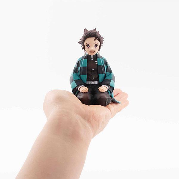 G.E.M. Series Kimetsu no Yaiba Palm Size Tanjiro-kun Complete Figure