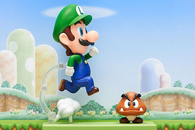 Nendoroid - Super Mario: Luigi