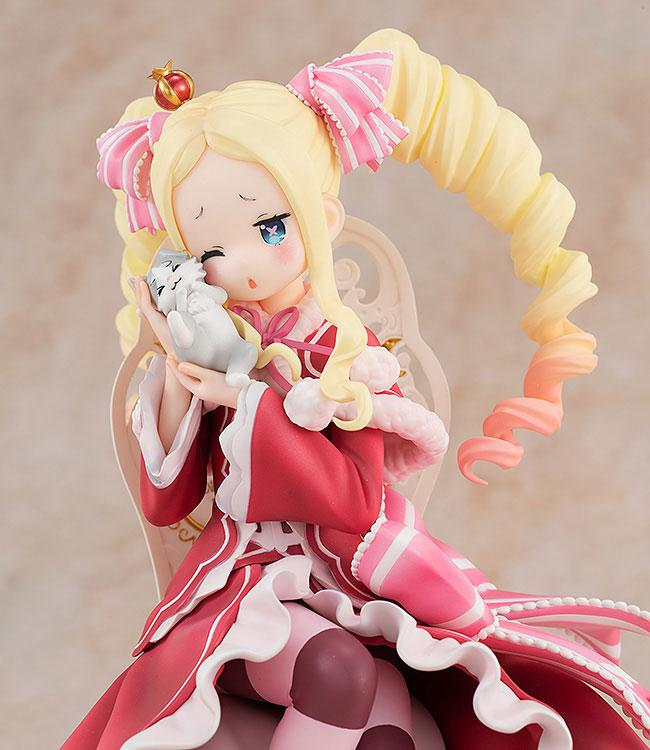 KDcolle Re:ZERO -Starting Life in Another World- Beatrice Tea Party Ver. 1/7 Complete Figure 3