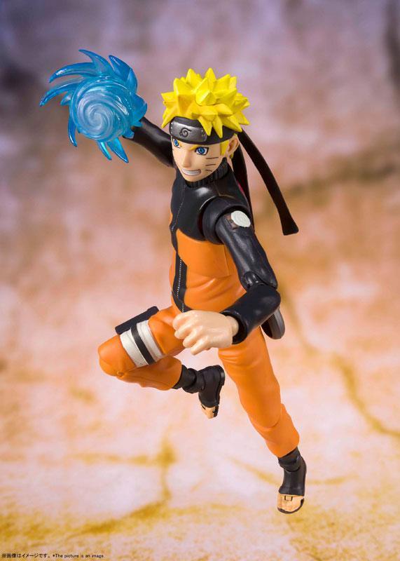 "S.H.Figuarts Naruto Uzumaki [BEST SELECTION] ""NARUTO Shippuden"" 0"