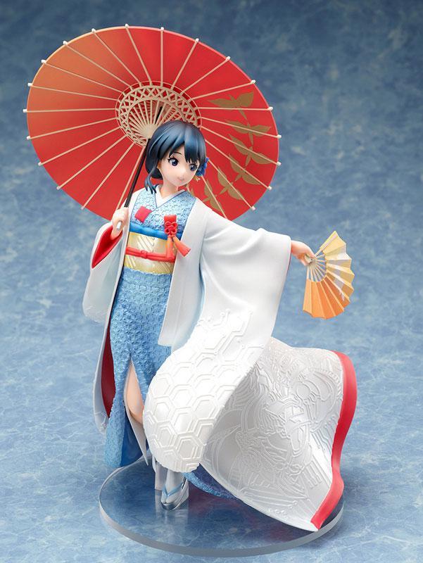 SSSS.GRIDMAN Rikka Takarada -Shiromuku- 1/7 Complete Figure product