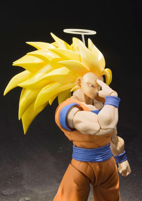 "S.H. Figuarts Super Saiyan 3 Son Goku ""Dragon Ball Z"""
