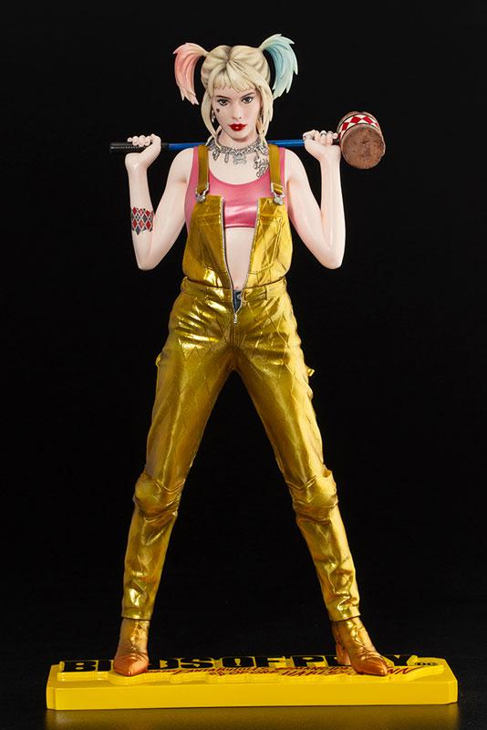 ARTFX DC UNIVERSE Harley Quinn - Birds of Prey [and the Fantabulous Emancipation of One Harley Quinn] - 1/7 Complete Figure
