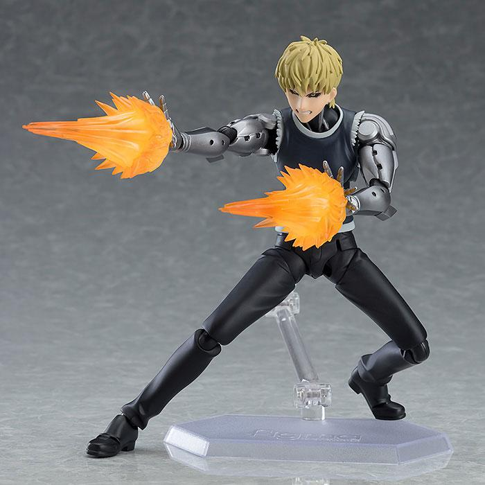 figma One-Punch Man Genos 2