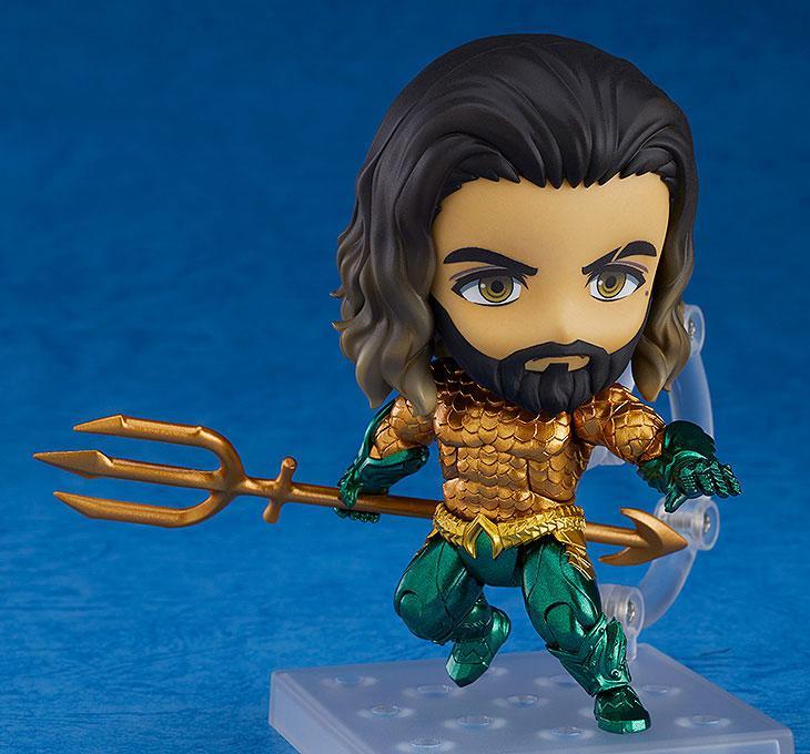 Nendoroid Aquaman Hero's Edition