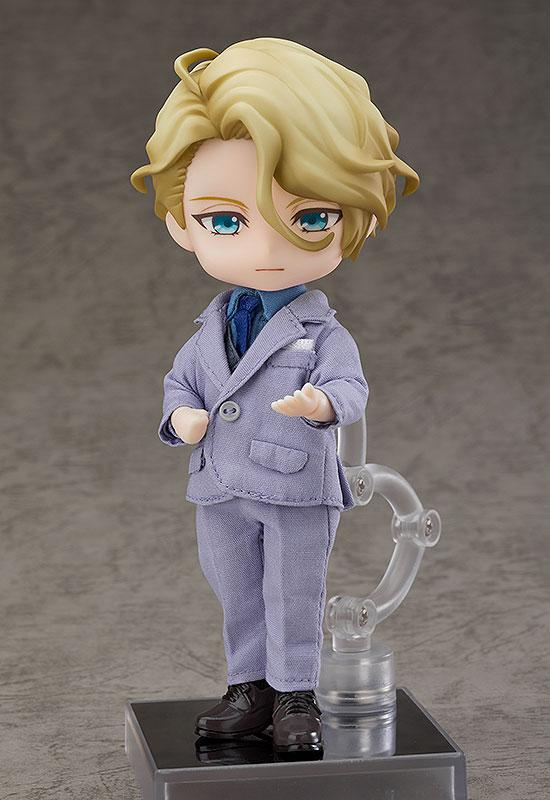 Nendoroid Doll The Case Files of Jeweler Richard: Richard Ranasinghe de Vulpian main