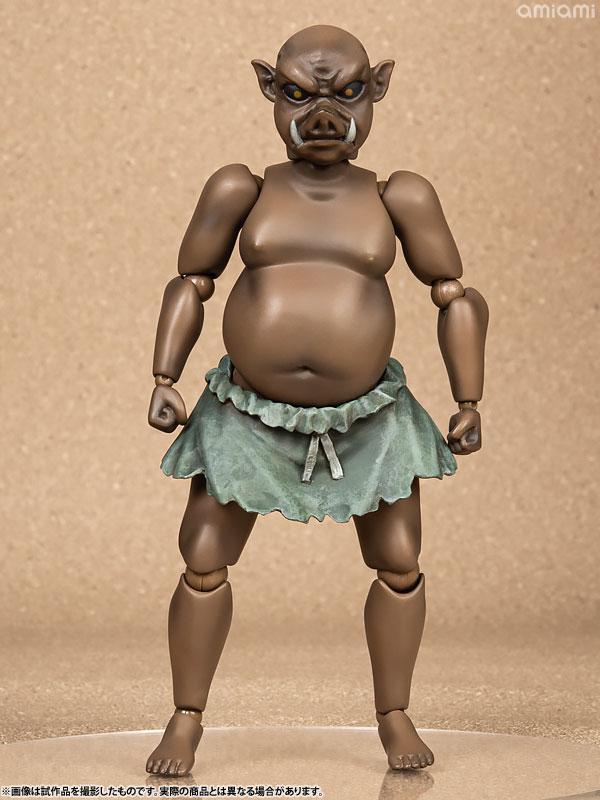 Daiki no Orc-san 1/12 Posable Figure product
