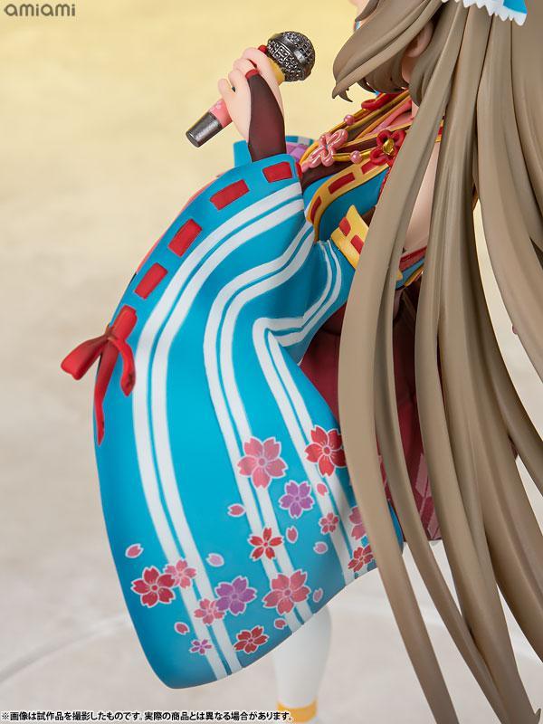 THE IDOLM@STER Cinderella Girls Yoshino Yorita Wadatsumi no Michibikite Ver. 1/7 Complete Figure 14