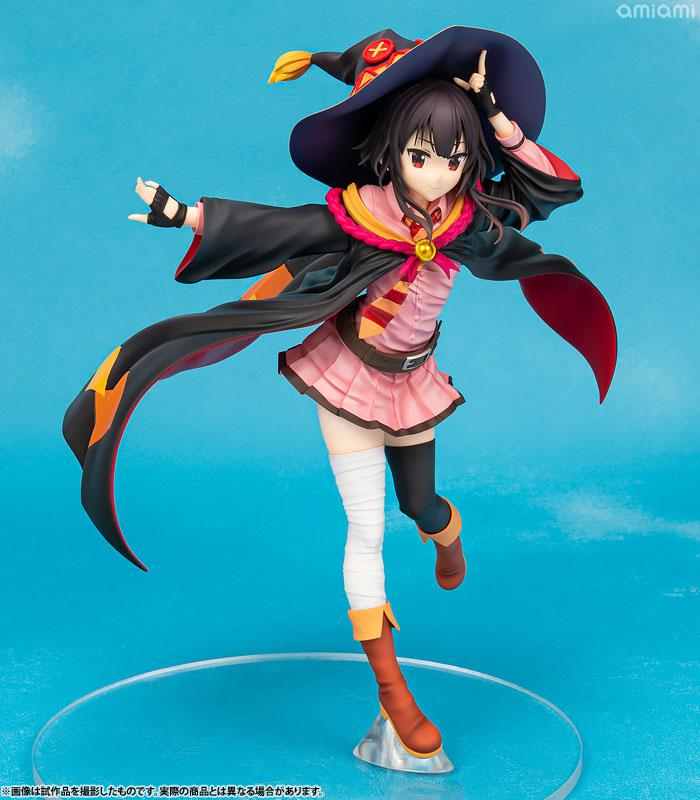 Movie KonoSuba: God's Blessing on this Wonderful World! Kurenai Densetsu Megumin School Uniform ver. 1/7 Complete Figure product