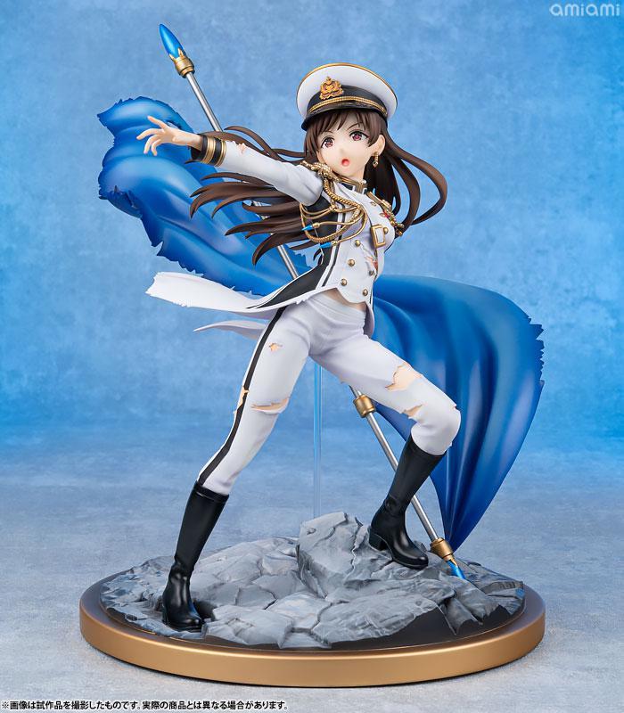 THE IDOLM@STER Cinderella Girls Minami Nitta Seizon Honnou Valkyria ver. 1/8 Complete Figure main