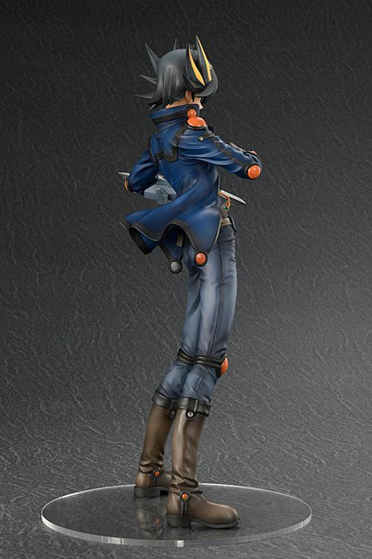Yu-Gi-Oh! 5D's Yusei Fudo 1/7 Complete Figure