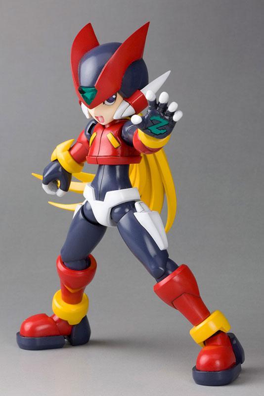 Mega Man Zero - Zero Repackage Ver. 1/10 Plastic Model